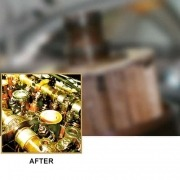 Oil system clean molecules that dissolve contaminations in in the oil circulation system and prepares the oil system for an optimum performance of the fresh motor oil