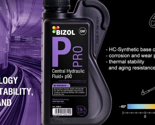 BIZOL Pro Hydraulic Fluid p90