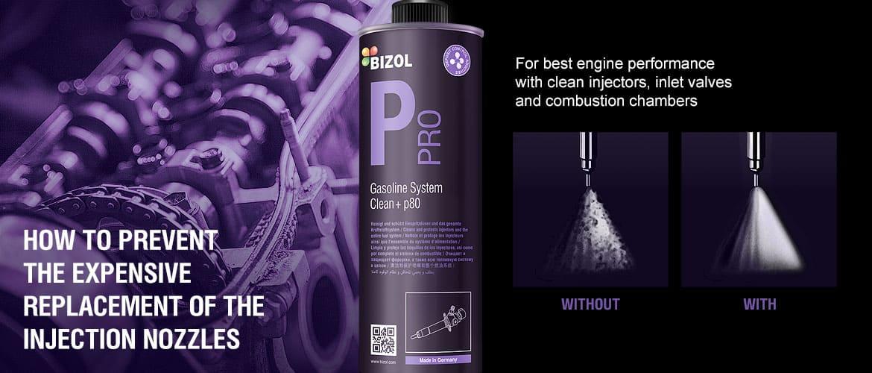 BIZOL Professional Clean+ p80