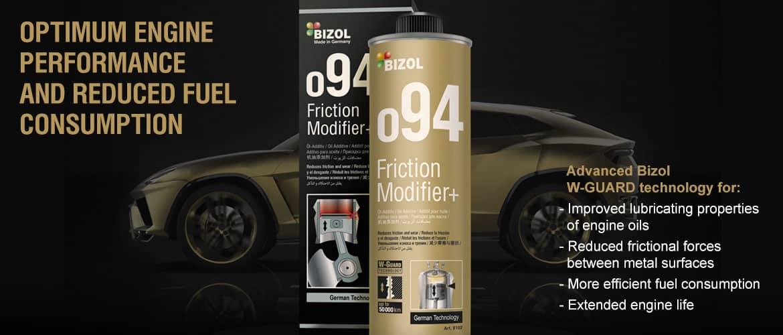 BIZOL Fricition Modifier+ o94