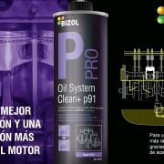 BIZOL Pro Oil System Clean+ p91