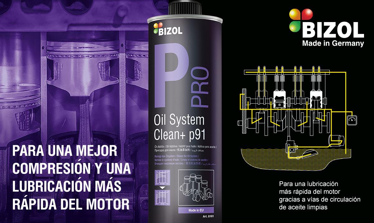 BIZOL Pro Oil System Clean+ p91