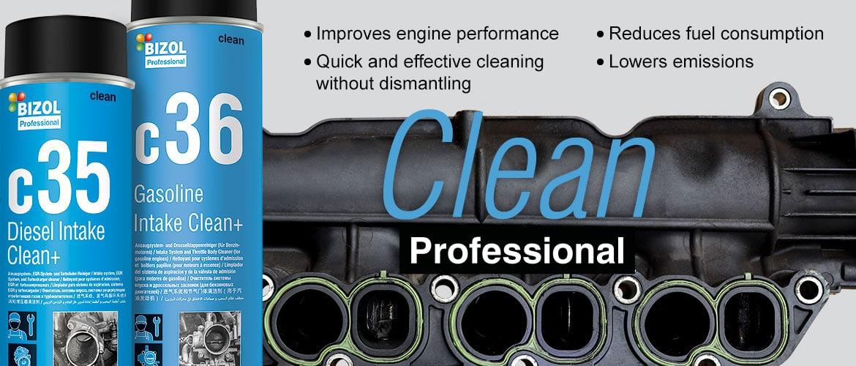 Image Clean Intake manifold