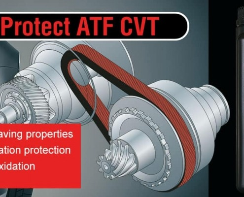 CVT Transmission ATF OIL