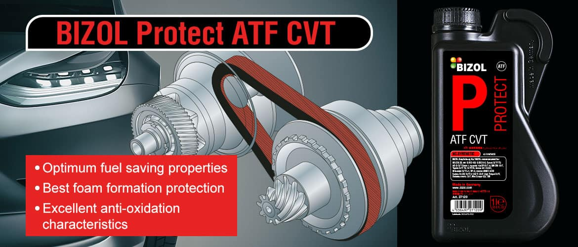 CVT Transmission ATF OIL