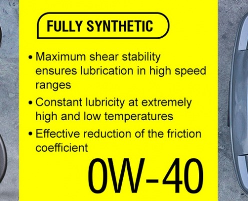 Picture bizol allround 10w-40 changing engine oiloil