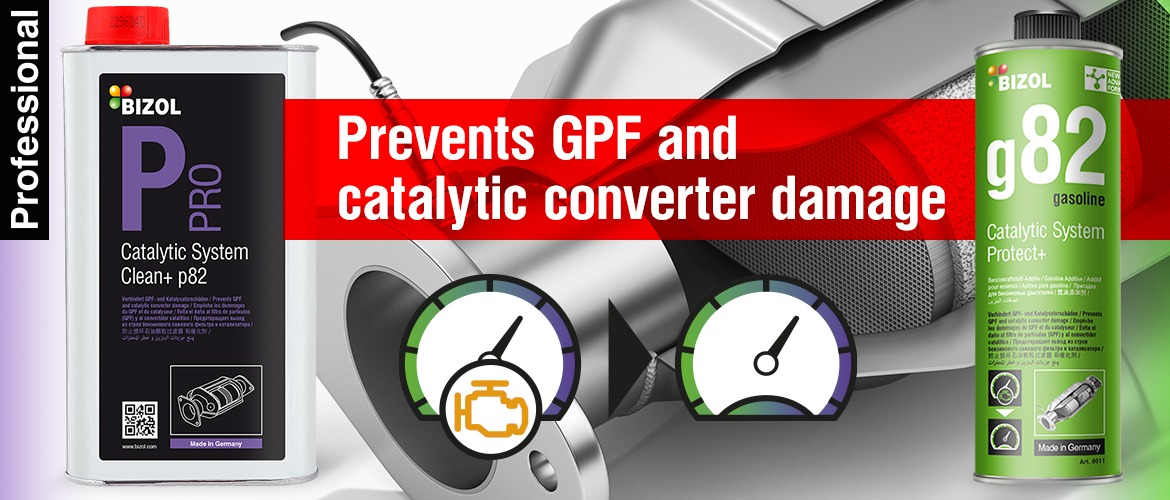 Catlytic converter protector
