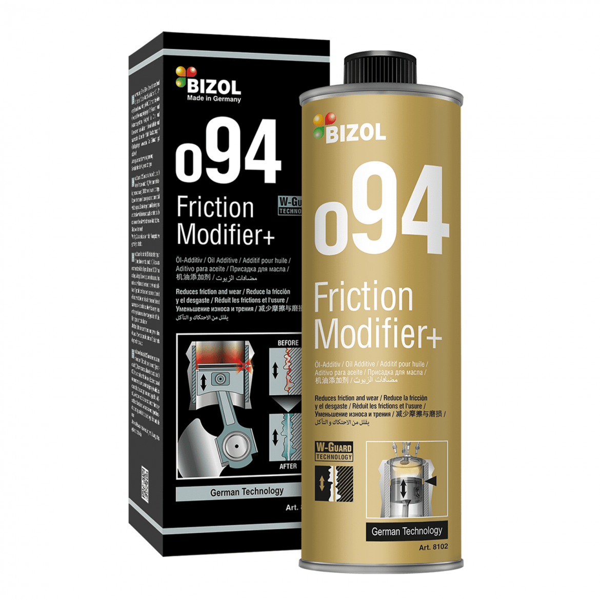 reduced-friction-friction-modifier-additiveo94-bizol