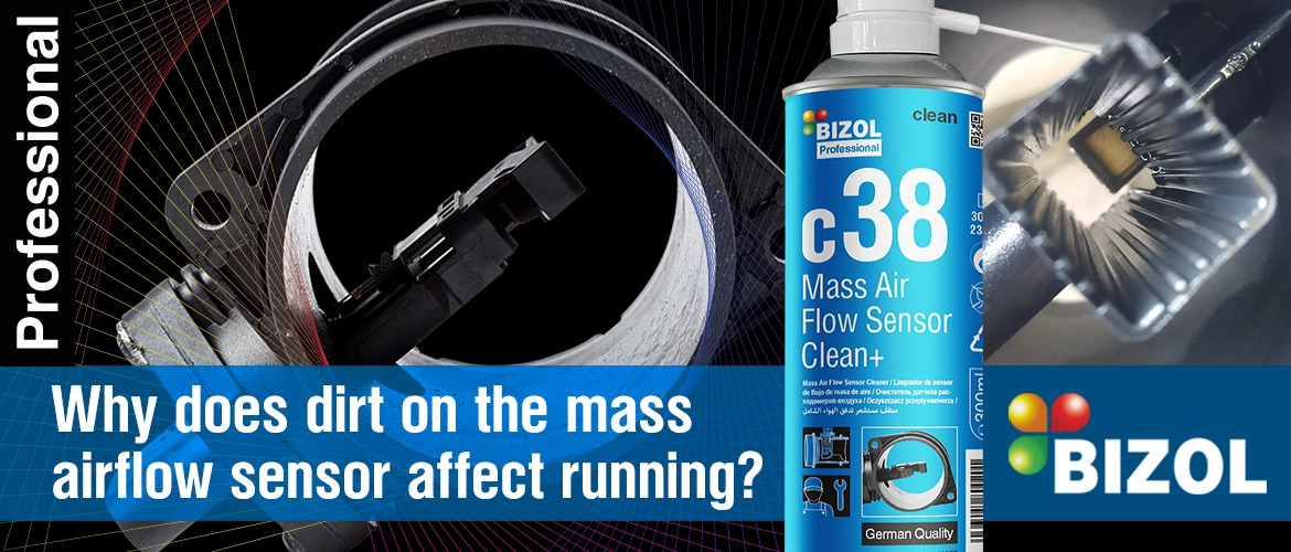 Clean the MAF sensor for better fuel conumption and no more poor idle behaviour