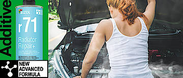 Stopping Coolant Leaks the Easy Way