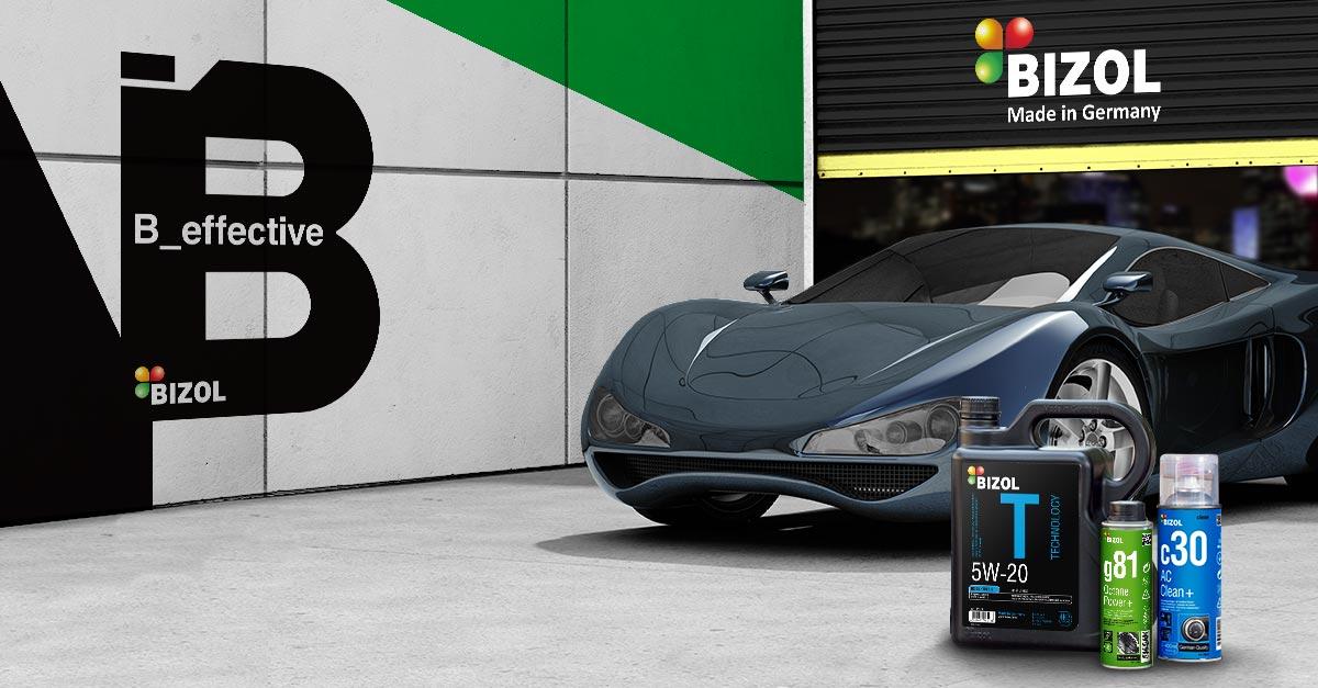 BIZOL - Innovative Motor oils, additives, car care